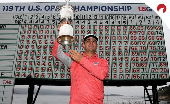 2020 U.S. Open Odds are here.