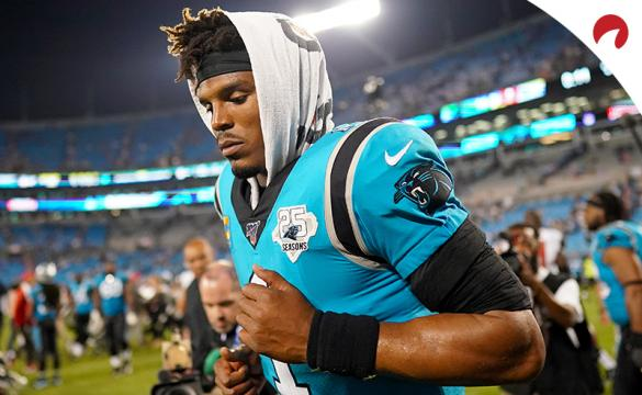 Cam Newton Panthers NFL Betting April 29 2020