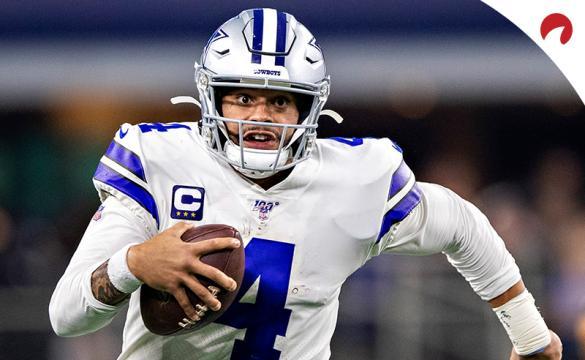Dak Prescott New NFL Contract April 30, 2020