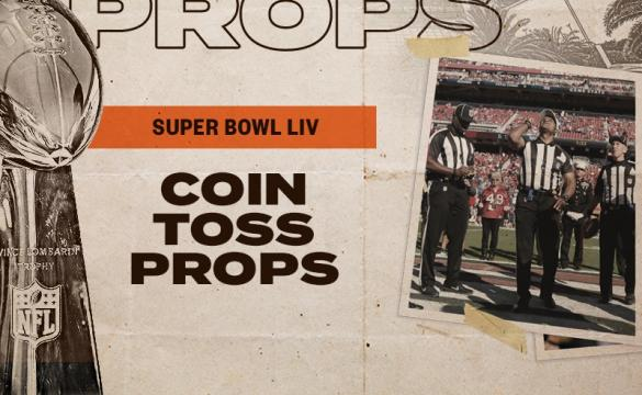 Promo image for coin toss props article