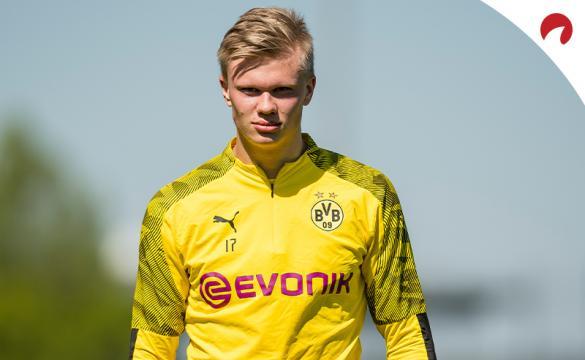 Erling Haaland Borussia Dortmund Best Bundesliga Bets