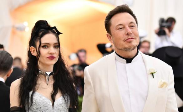 Grimes e Elon Musk