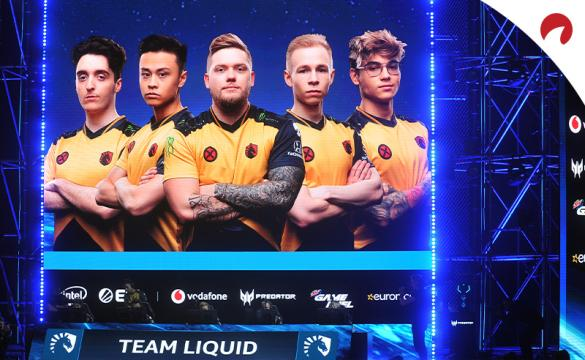 DreamHack Masters Spring: North America 2020 Team Liquid