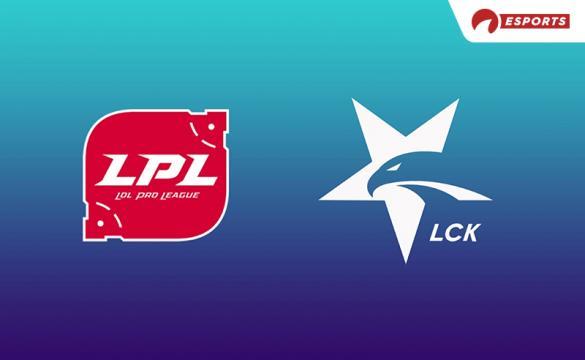 Mid-Season Cup League of Legends LPL LCK