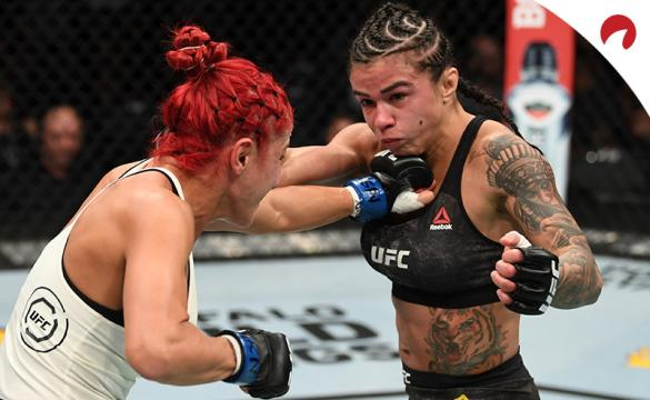 Claudia Gadelha Las Vegas Expert Picks: UFC Fight Night - Harris vs Overeem