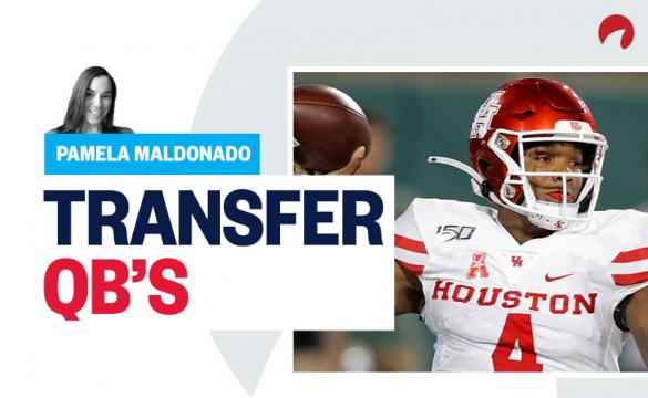 Three College Football Quarterback Transfers to Watch in 2020