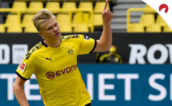 Erling Haaland Borussia Dortmund Bundesliga Matchday 27 Betting Preview