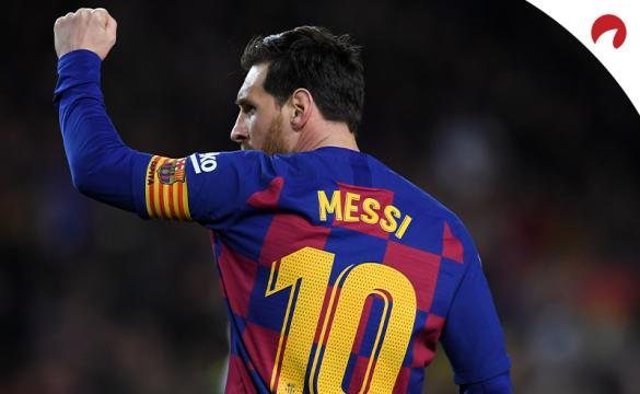 La Liga Betting Odds May 27 2020 Leo Messi