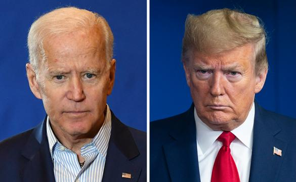 Donald Trump vs Joe Biden Fight Odds