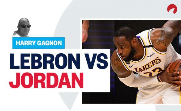 Harry's One-on-One Winner Between LeBron James & Michael Jordan