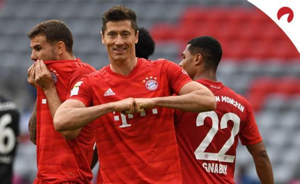 Apuesta Bayer Leverkusen Vs Bayern Múnich