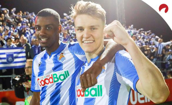 La Liga's Best and Worst Bets Real Sociedad Martin Odegaard Alexander Isak
