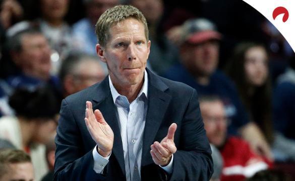 NCAA Basketball Championship Odds to Win June 15, 2020 Mark Few