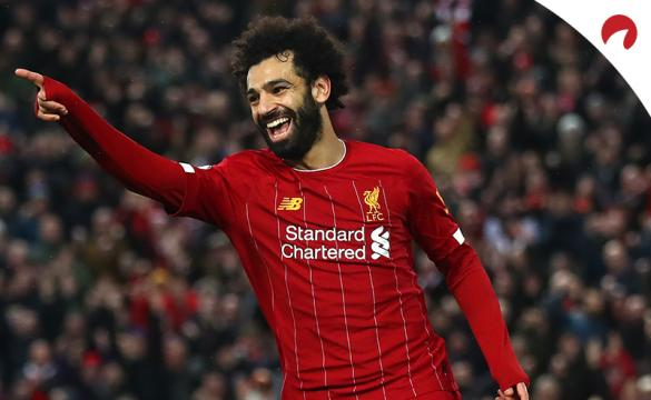 English Premiership League Odds 2020 Mo Salah Liverpool