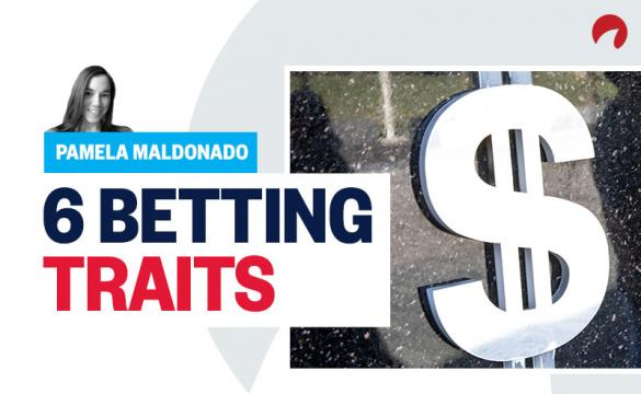 Pamela Maldonado's best betting traits.