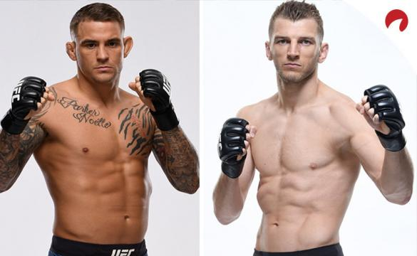 Apuestas UFC Fight Night: Poirier vs Hooker