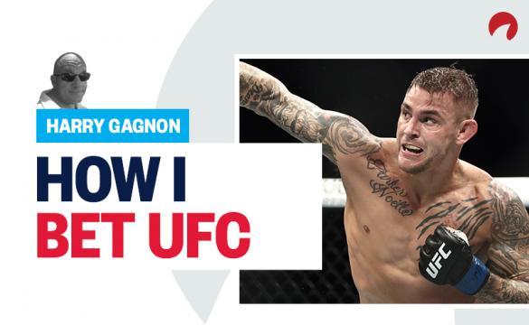 Harry Gagnon Tips To Betting UFC Dustin Poirier June 25 2020