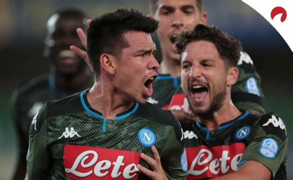 Apuestas Atalanta Vs Napoli