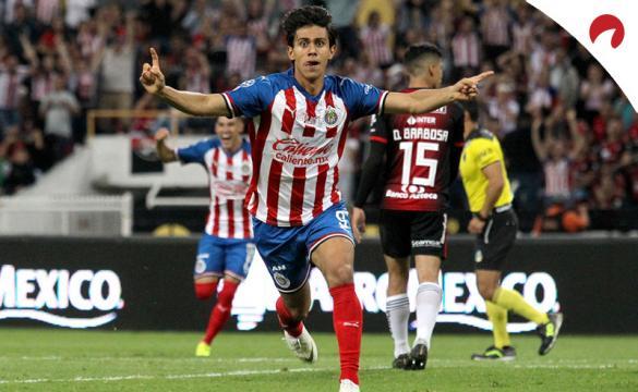 Apuestas Chivas Guadalajara vs Club Atlas