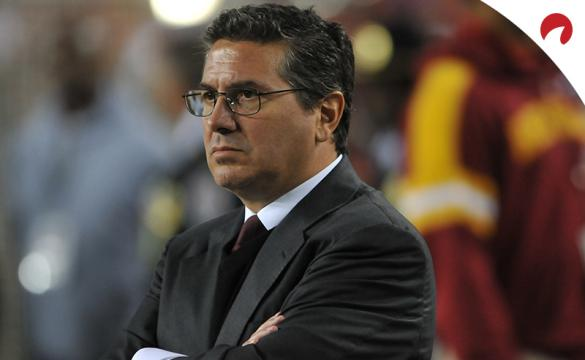 Washington Redskins Next Team Name Dan Snyder on sidelines July 3 2020