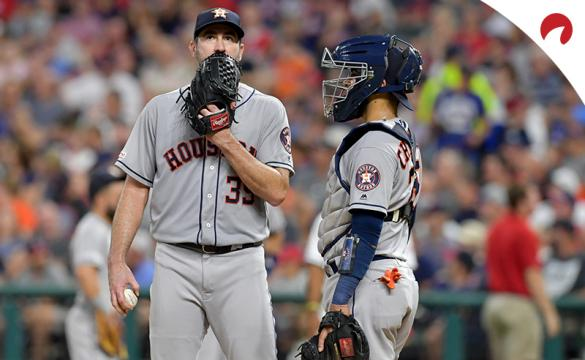 Justin Verlander Houston Astros Betting