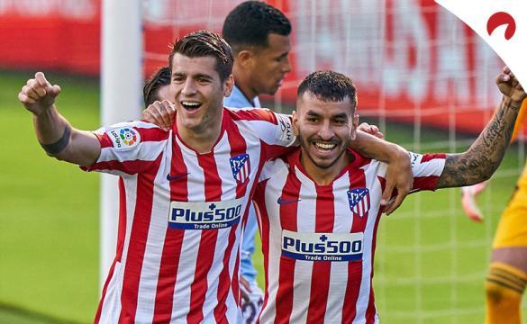 Apuestas Atlético de Madrid Vs Betis