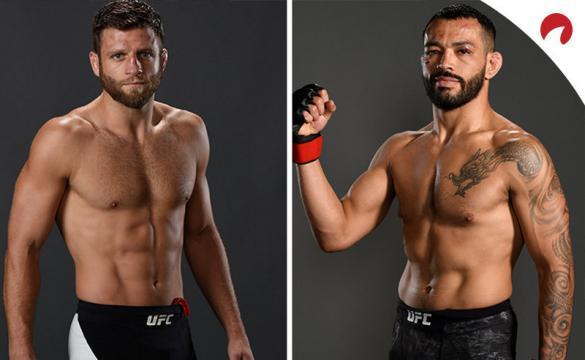 Apuestas UFC Fight Night 172: Kattar Vs Ige