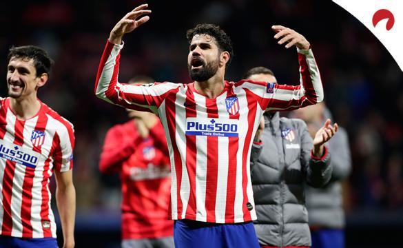 Apuestas Getafe Vs Atlético de Madrid