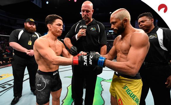 Apuestas UFC Fight Night: Figueiredo Vs Benavidez 2