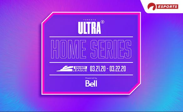 toronto ultra home series cdl call of duty league