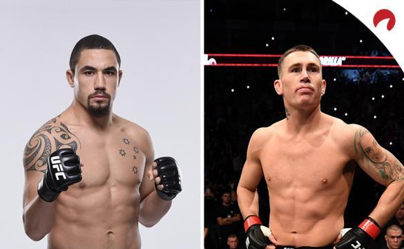 Apuestas UFC Fight Night: Whittaker Vs Till