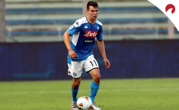 Apuestas Napoli Vs Lazio de la Serie A