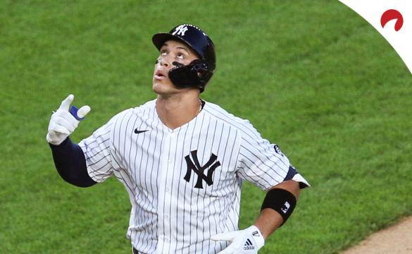 World Series 2020 Betting Odds August 4, 2020 Aaron Judge running home after a home run