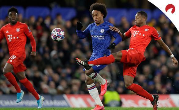 Apuestas para el Bayern Múnich Vs Chelsea de la Champions League
