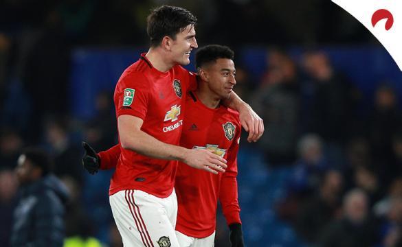 Apuestas para el Manchester United Vs Copenhague de la Euopa League 2019-20