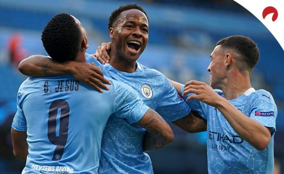 Raheem Sterling Manchester City 2019-20 Champions League Odds