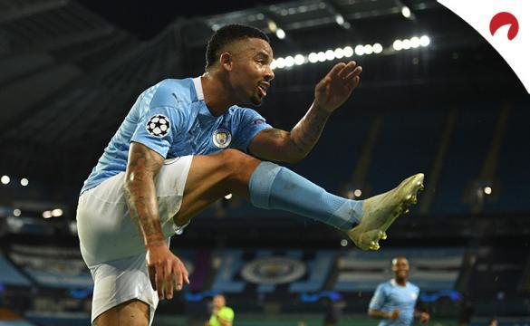 Apuestas para el Manchester City Vs Lyon de la Champions League