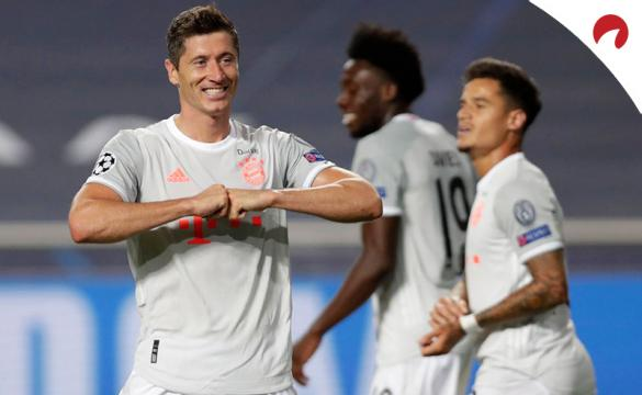 Apuestas para el Lyon Vs Bayern Múnich de la Champions League