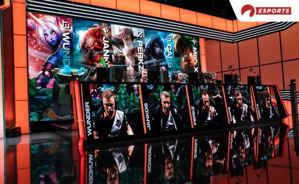 G2 esports LEC league of legends