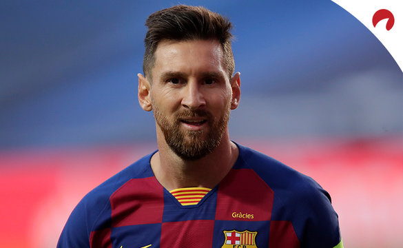 Barcelona Lionel Messi Transfer Odds August 19, 2020