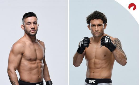 Apuestas UFC Fight Night: Munhoz Vs Edgar