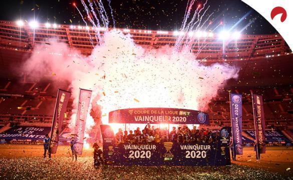 Favoritos por las casas de apuestas para ganar la Ligue 1 2020-21