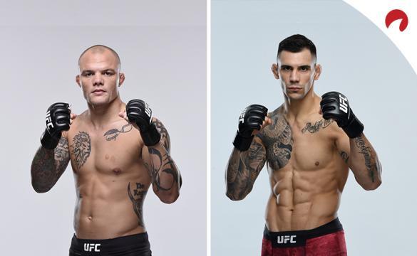 UFC Fight Night: Smith vs Rakic Betting Odds