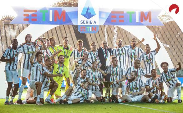 Favoritos por las casas de apuestas para ganar la Serie A de Italia 2020-21