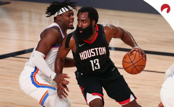 Apuestas Houston Rockets Vs Oklahoma City Thunder de la NBA 2020