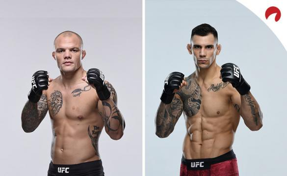 Apuestas UFC Fight Night 175: Smith Vs Rakić