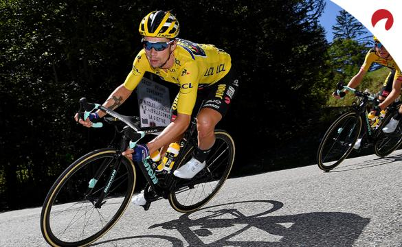 Primoz Roglic leads the way in 2020 Tour De France odds.