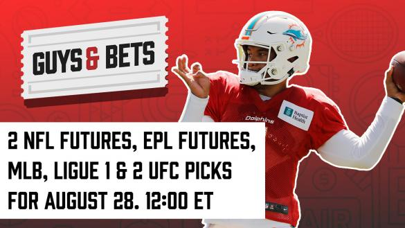 Odds Shark Guys & Bets Joe Osborne Iain MacMillan Andrew Avery NFL Premier League MLB Ligue 1 UFC Picks Odds Betting Lines Predictions