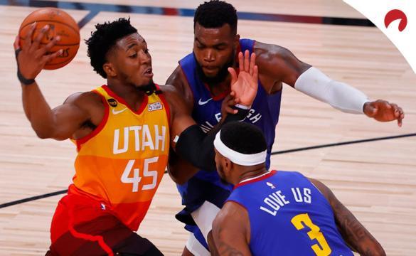 Apuestas Denver Nuggets Vs Utah Jazz de la NBA 2020