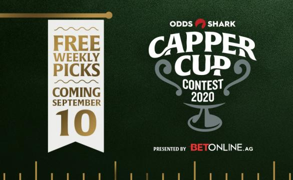 Odds Shark CAPPER CUP Contest Preview